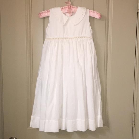 Strasburg White Dress